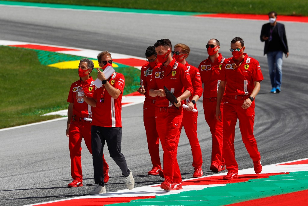 Motor racing: No fans, just cows in campsites ahead of closed Austrian GP
