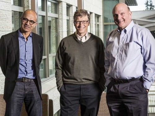 Bill Gates Is Way More Involved With Microsoft Than Anyone Realizes