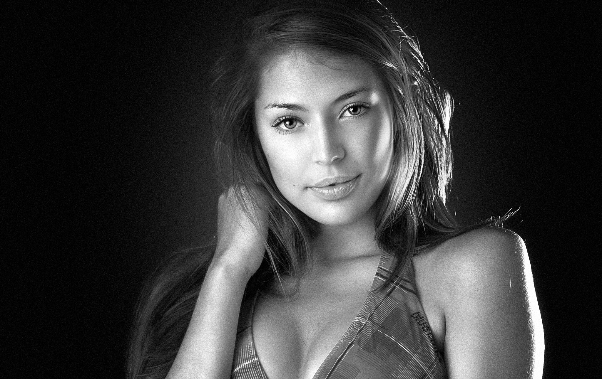 A true Beauty......in black and white
