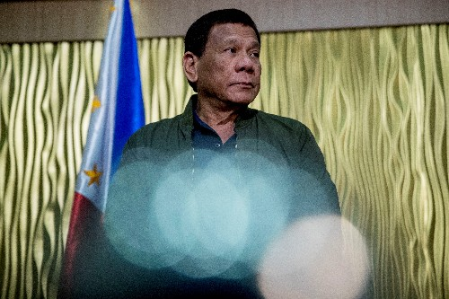 'You must be stupid': Duterte says he won't be tried by international court