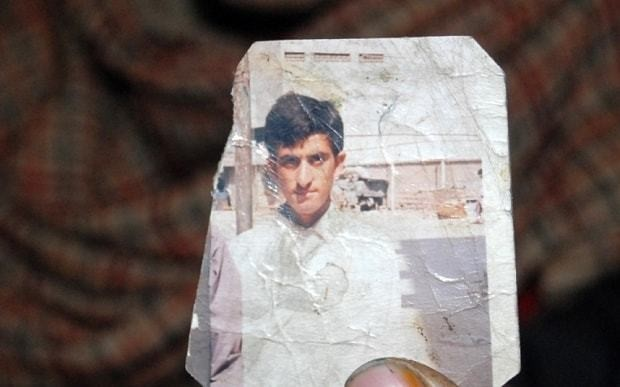 Pakistan hangs 'teenage' killer Shafqat Hussain
