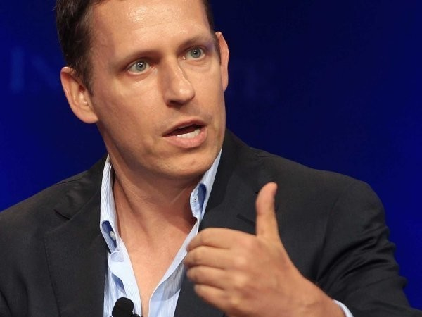 Peter Thiel: Asperger's can be a big advantage in Silicon Valley