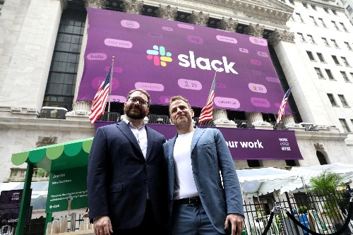 Slack to take unusual route to public markets, likely valuing it around $16 billion