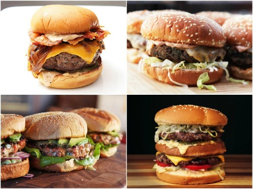 21 Recipes for Mouthwatering Memorial Day Burgers