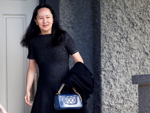 Huawei CFO house arrest contrasts with Canadians detained in China
