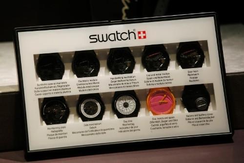 Swatch et Visa vont lancer une montre avec paiement sans contact