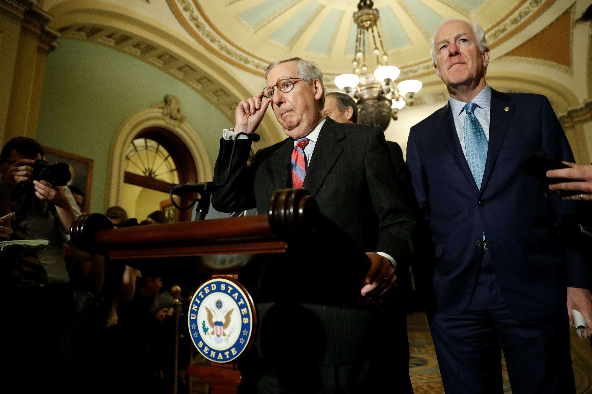 Precision sacrificed for speed as GOP rushes ahead on taxes