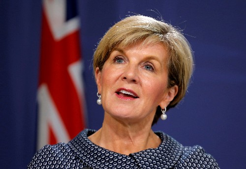 'Finest foreign minister': Australia's Julie Bishop to retire from politics