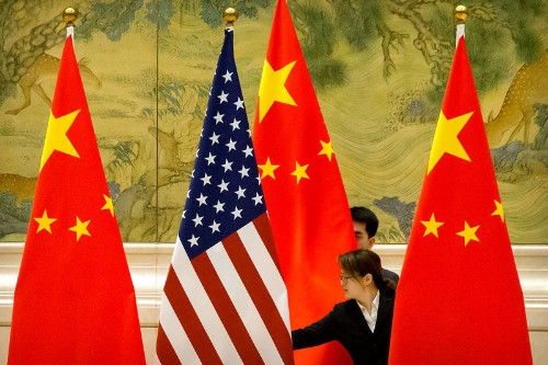 U.S. firms no longer 'positive anchor' for Beijing ties: AmCham in China