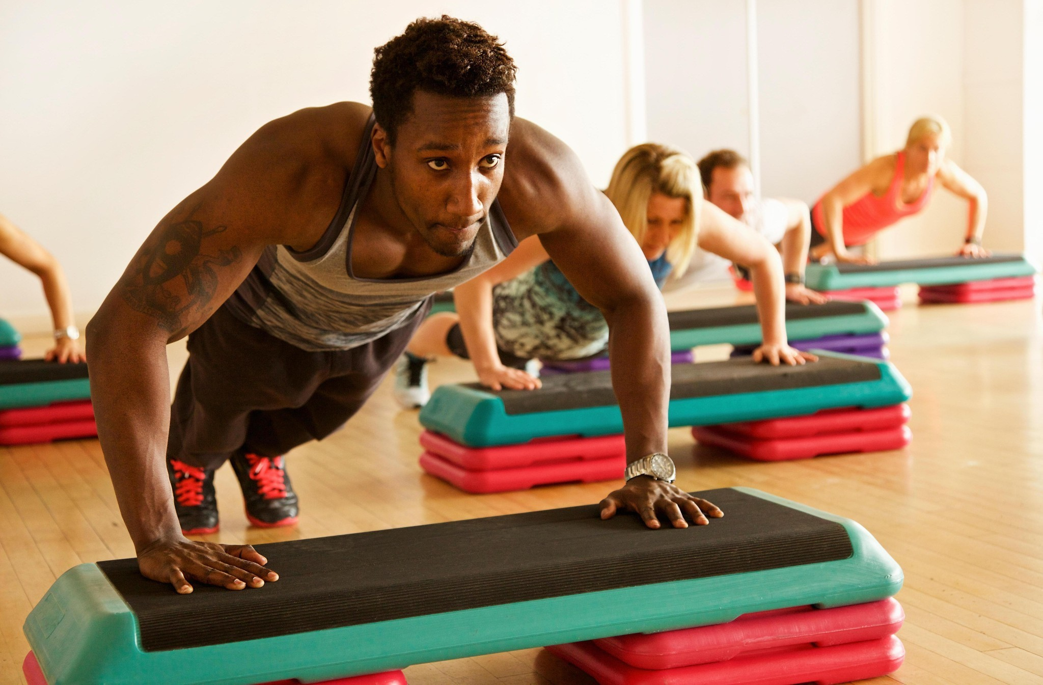 Fitness: five steps to motivate yourself