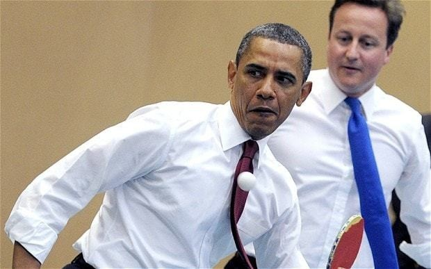David Cameron: President Obama calls me 'Bro'