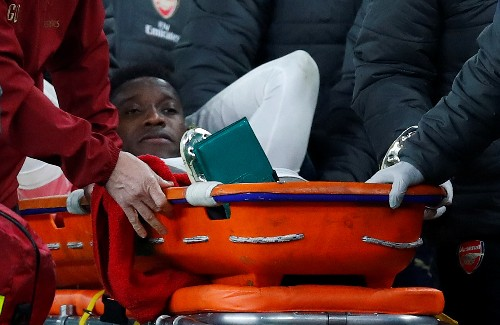 Soccer: Welbeck has surgery on ankle but recovery time is unclear