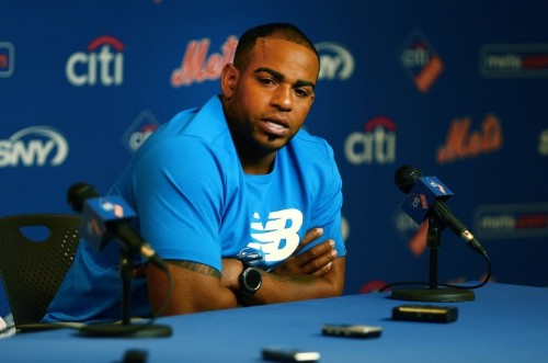MLB notebook: Mets' Cespedes fractures ankle at ranch