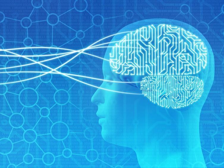 Thinking & Brain - Magazine cover