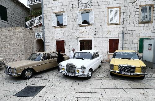 Croatian town to showcase Mercedes love affair with monument