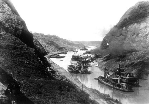 100th Anniversary of Panama Canal: Pictures
