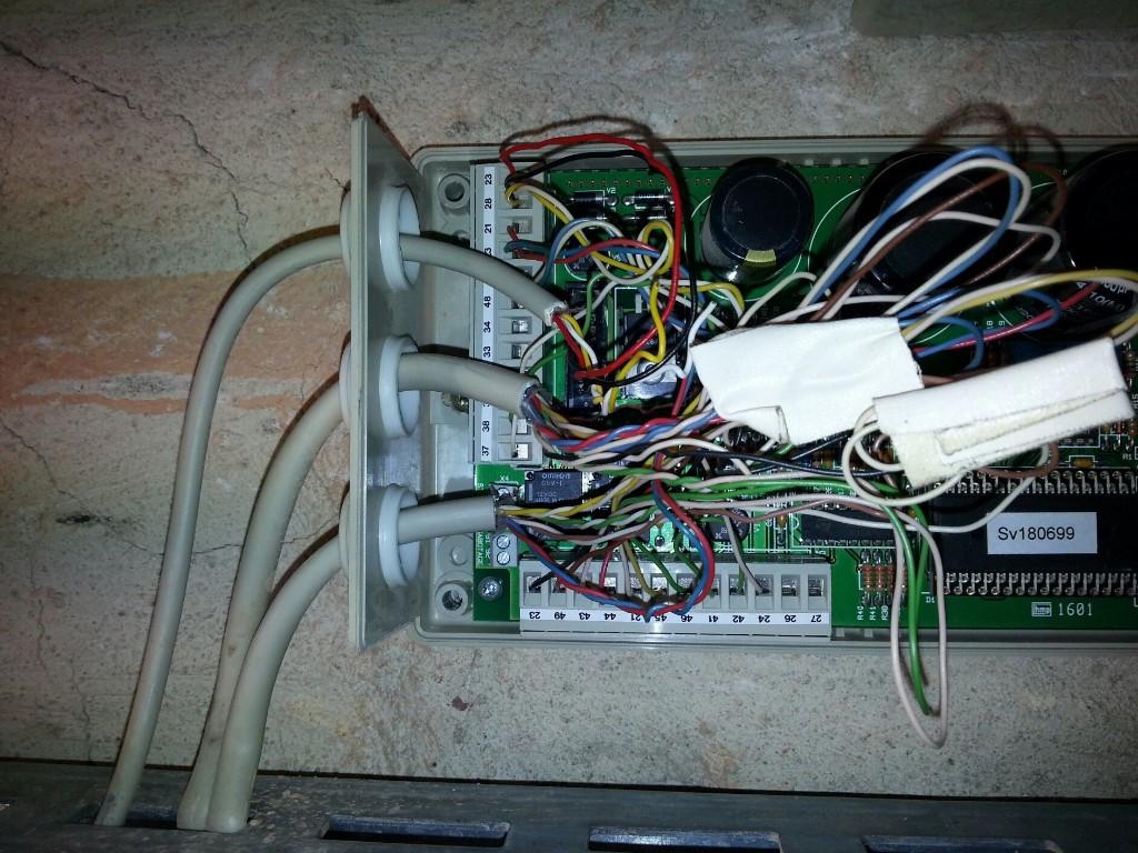 Aus dem Alltag eines Servicetechnikers cover image