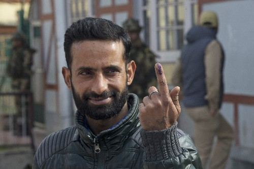 2nd phase of Indian elections ends amid Kashmir lockdown