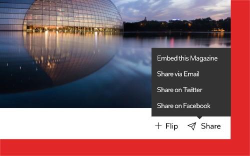 내 웹사이트나 블로그에 Flipboard 매거진을 임베드하세요