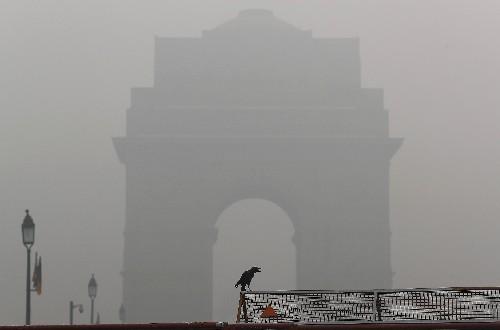 India's smog-bound capital suffers most hazardous air so far this year