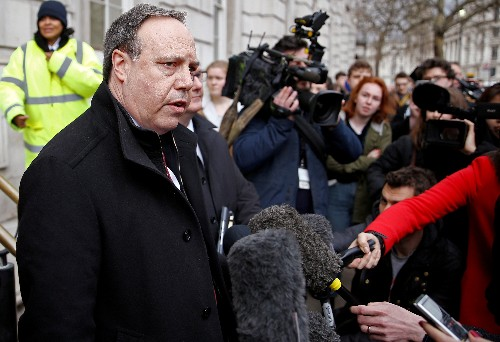 EU summit an 'inexcusable' failure for UK PM, DUP says