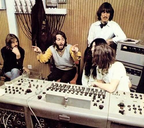 «I've Got A Feeling» – еще один образец двух недописанных песен, объединенных в одну. Это были «I've Got A Feeling» Пола и «Everybody's Had A Hard Year» Джона. Песня Пола была как обычно полна оптимизма. В ней он обращался к Линде и говорил, что она была той самой девушкой, которую он искал всю свою жизнь. Песня Джона была более глубокой; каждая строчка начиналась со слова «everybody». У Джона действительно выдался тяжелый год. Его брак с Синтией распался. Ему не позволялось встречаться с сыном Джулианом. У Йоко был выкидыш. Их арестовали за хранение марихуаны, и его состояние сократилось до размера 50 тысяч фунтов. Во время съемок Let It Be Джон играет «Everybody's Had A Hard Year» и говорит, немного неуверенно, что эту песню он начал писать накануне. Если бы это было правдой, то тогда песня должна была быть написана в январе 1969 года. Но на ВВС есть фильм, снятый в декабре 1968 года, когда Джон поет ее под акустическую гитару в своем доме в Аскоте. Из книги Стива Тернера The Beatles История за каждой песней.