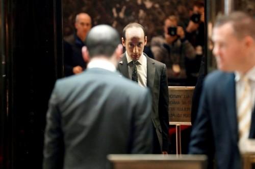 Trump names senior policy adviser, expanding White House team