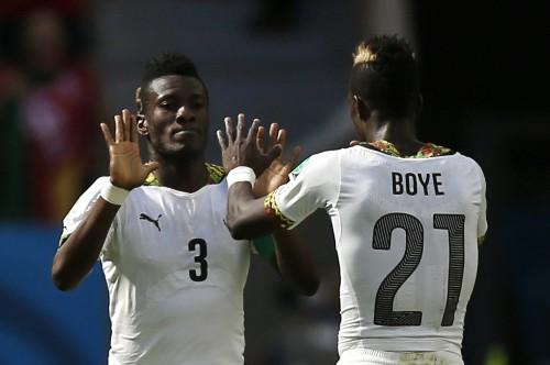 Soccer: Ghana striker Gyan calls time on international career