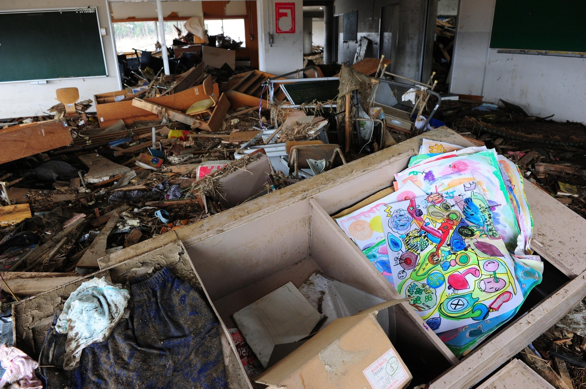 The school beneath the wave: the unimaginable tragedy of Japan's tsunami