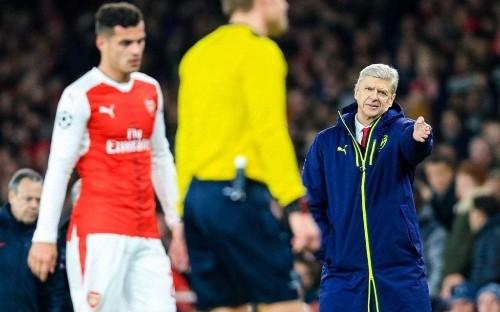'Arsenal have lost momentum', admits Arsene Wenger, as November stutter bites again