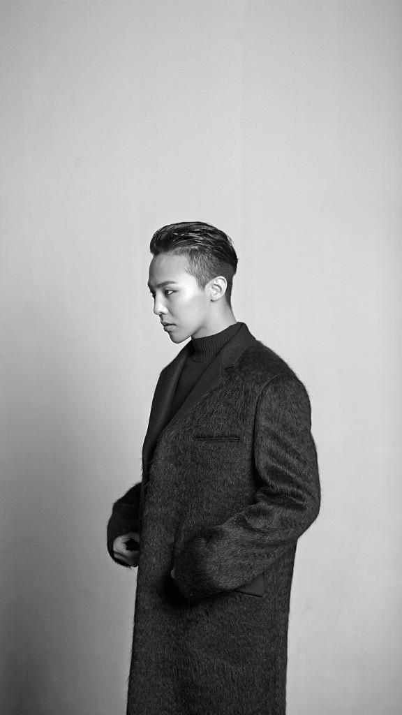 Big Bang - Magazine cover