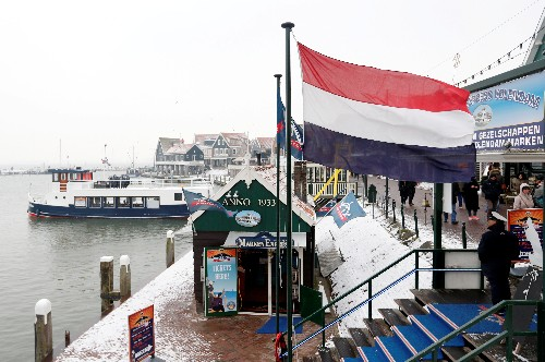 Going Dutch? Low interest rates rattle 'world's best' pension system