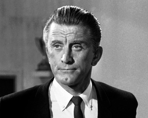 Kirk Douglas, longtime influential movie star, dies at 103