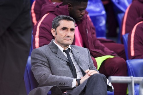 Valverde reluctant to rest out-of-form Suarez
