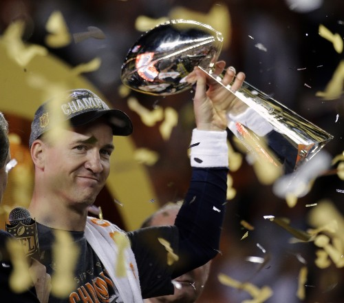 Broncos Upset Panthers in Super Bowl 50: Pictures