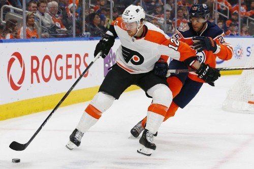 McDavid scores twice as Oilers cruise past Flyers