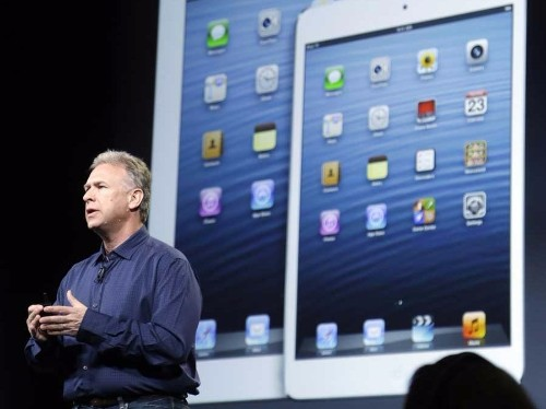 A top Apple executive is denying an unflattering story from an upcoming book
