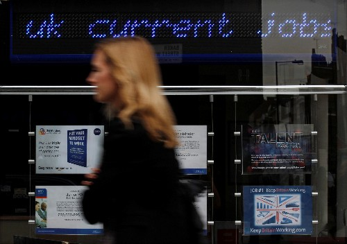 UK jobs fall by most in over four years as election nears