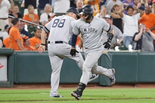 MLB roundup: Sanchez's blast caps Yanks' rally