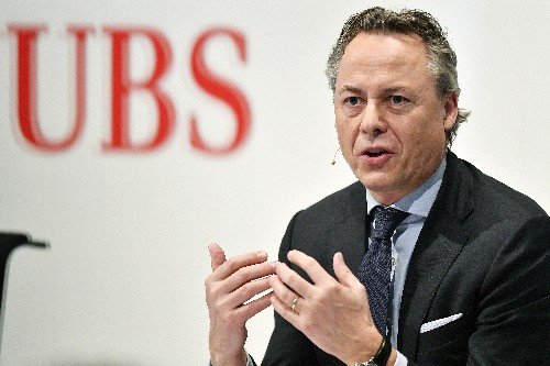 UBS picks new CEO with track record in digital banking