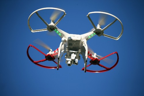 Qualcomm Makes A Bid To Lead Drone Revolution With New Chip