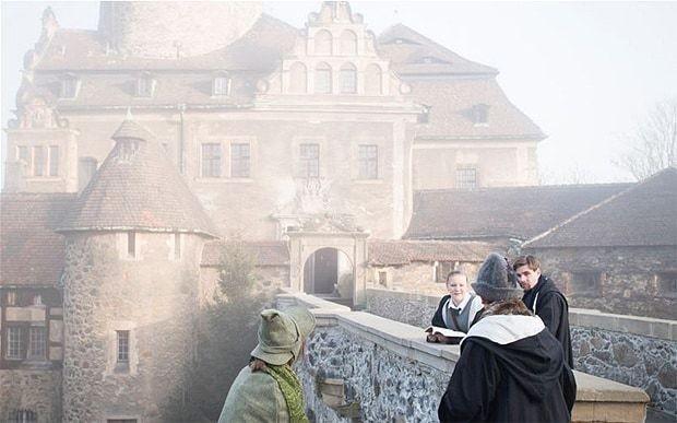 Harry Potter fans' $1 million plan to buy 'Hogwarts' castle