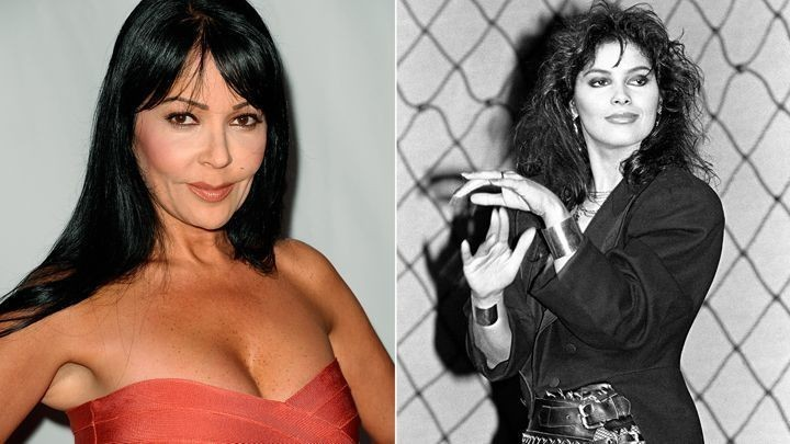 Prince Collaborator Apollonia Pays Tribute to 'Inspiration' Vanity