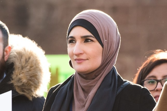 """Women's March Organizer Linda Sarsour: """"We Need to Translate the Emotions and Frustrations of Right Now"""""""