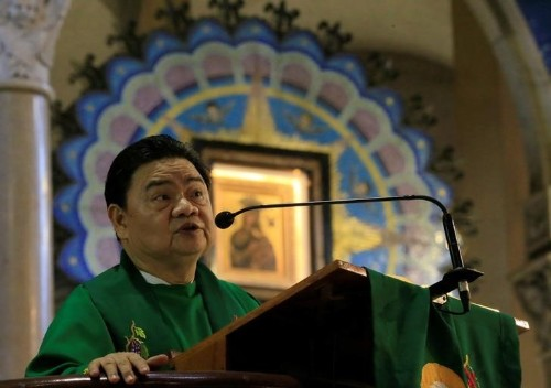 Philippines govt says church 'out of touch' in attacking drugs war