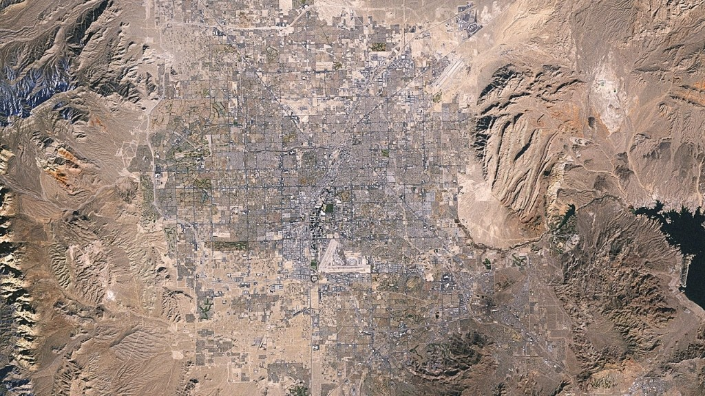 Can America's Desert Cities Adapt Before They Dry Out And Die?