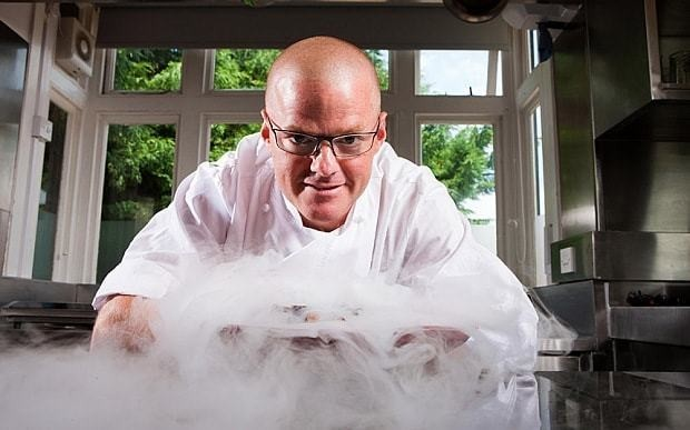 Heston Blumenthal says idea MSG is bad for you is 'old wives tale'