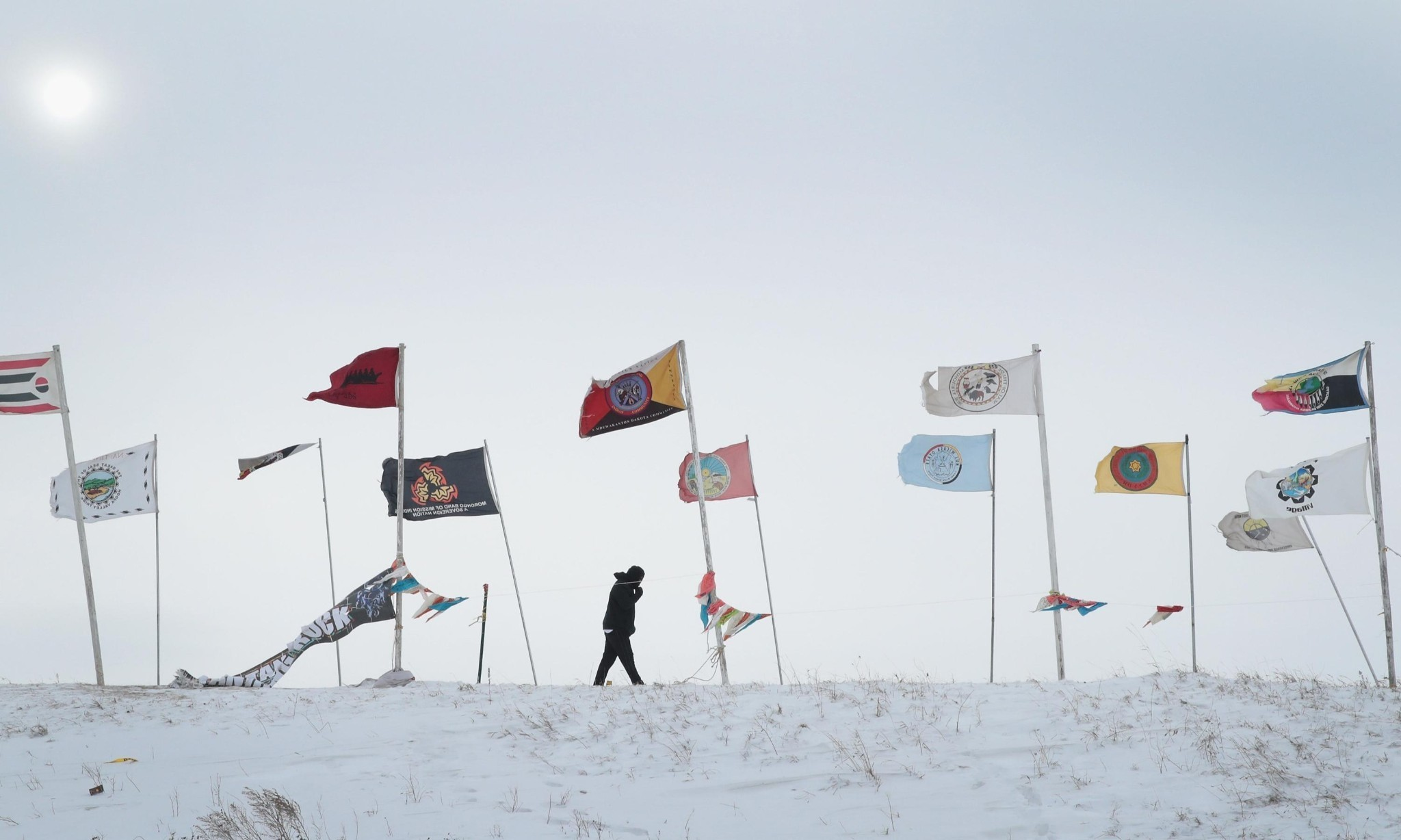 Dakota Access pipeline: final phase to be approved in major blow to Standing Rock Sioux