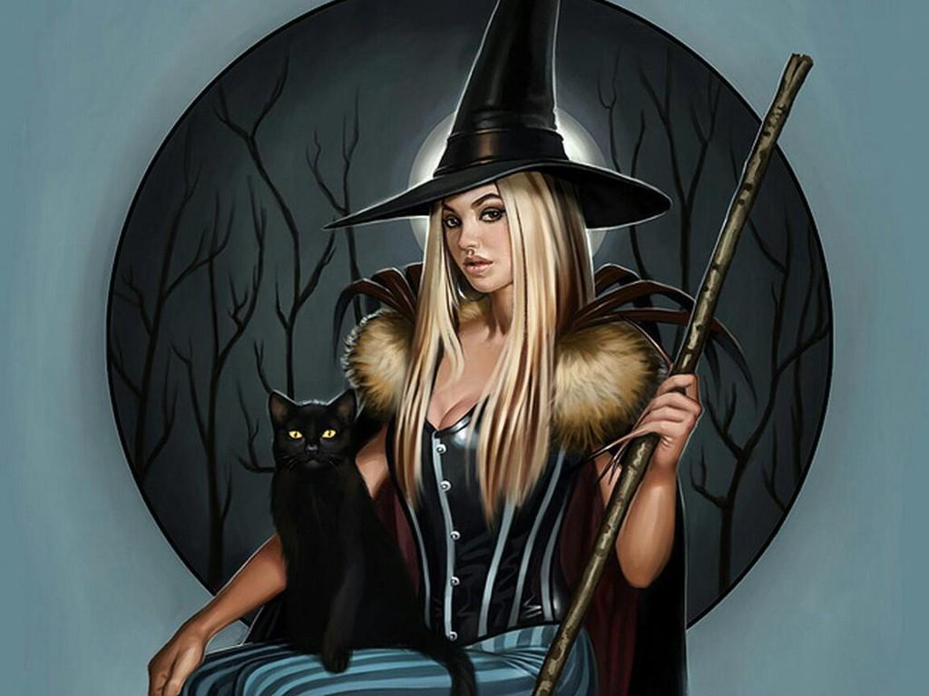 Elves , Fae N MAGICAL Critters - Magazine cover