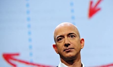 Amazon employs 18 women among 120 most senior managers